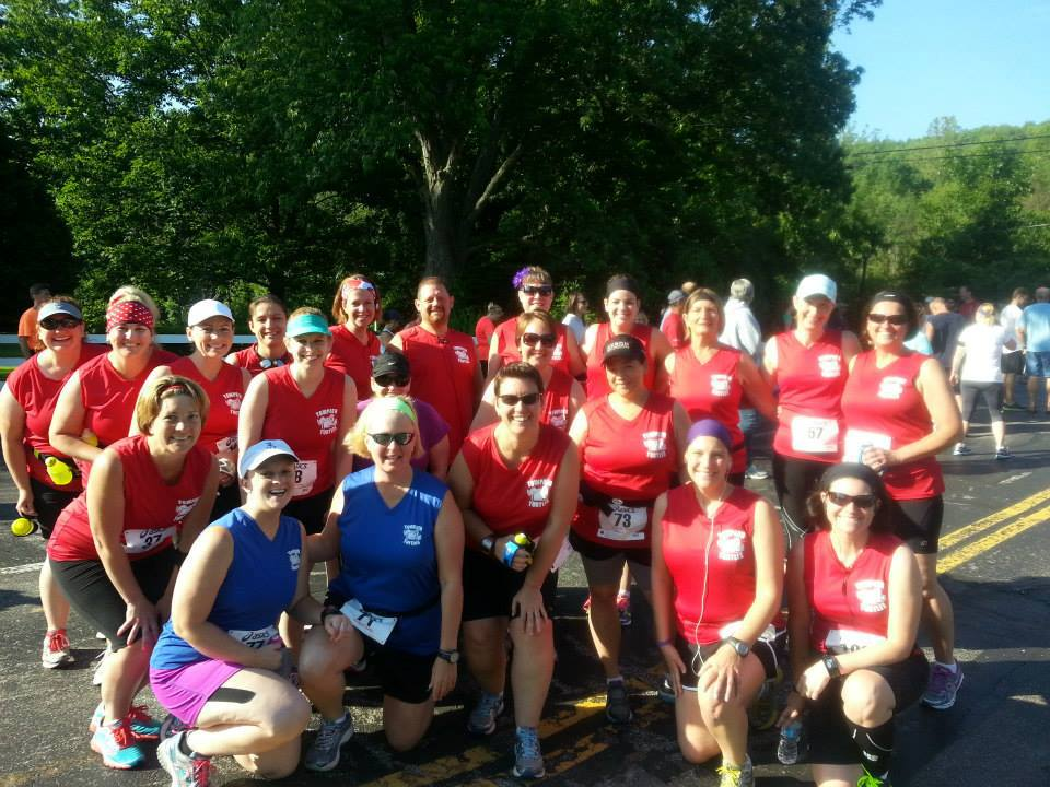 2013 Towpath Turtles - 1st 10k