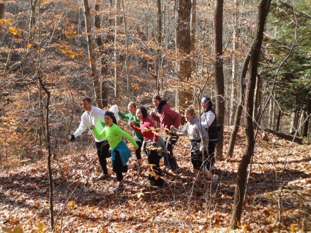 Turtle training on NE Ohio trails