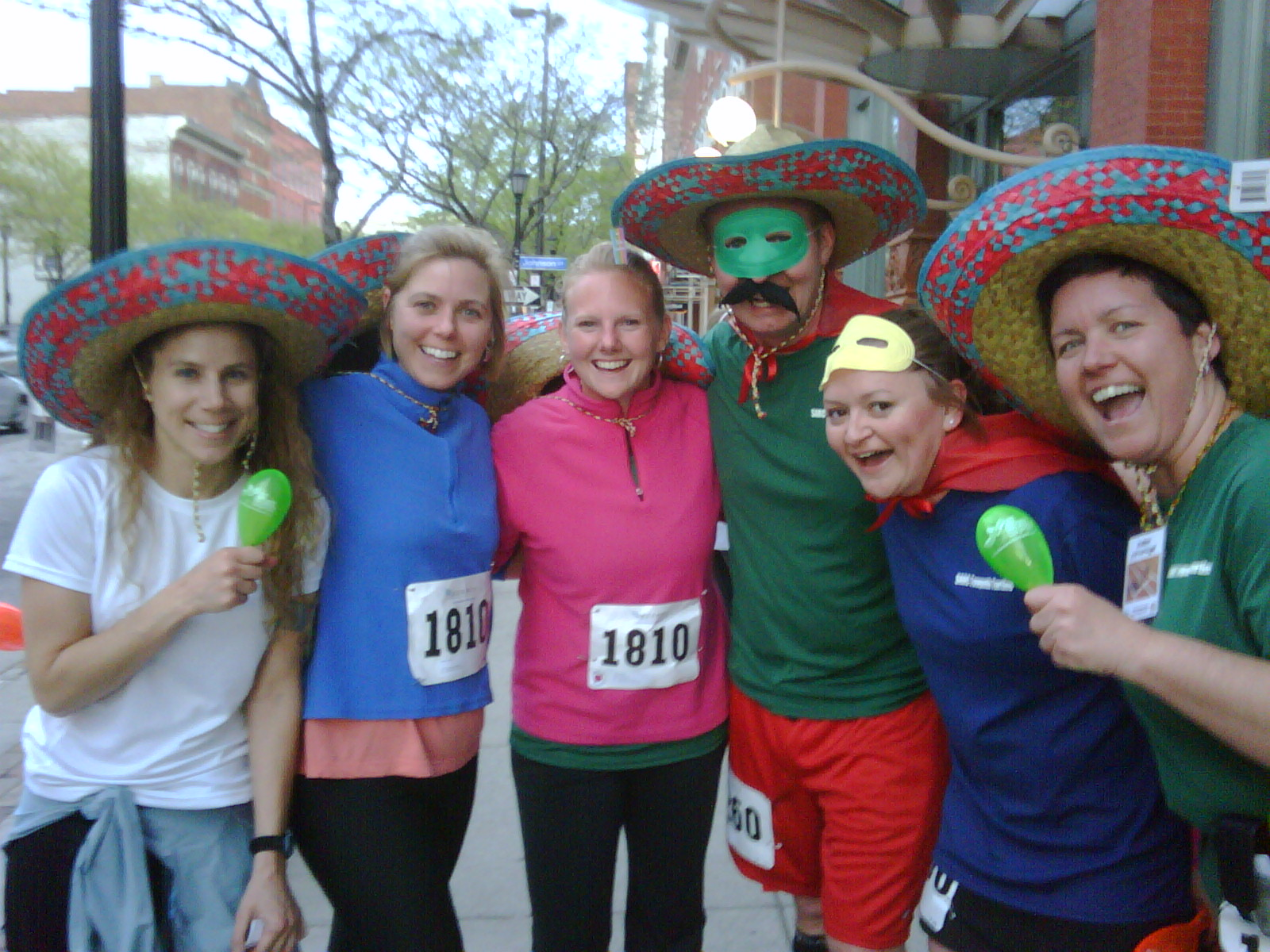 '09 Turtles do Cinco de Mayo